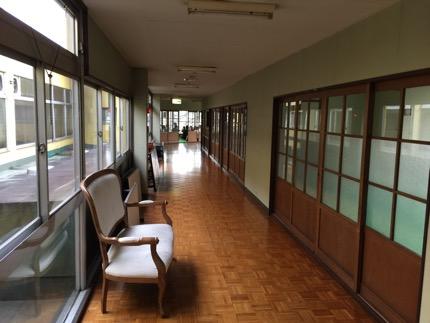 綱島温泉2階