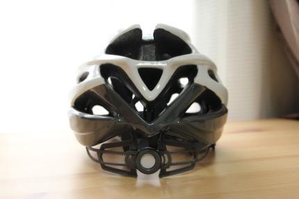モンベルの自転車用ヘルメット