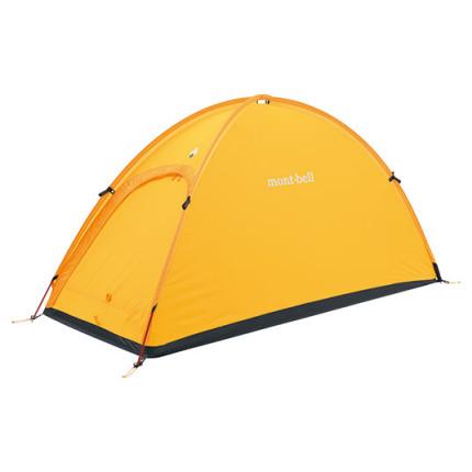 黄色のテントは恐怖である
