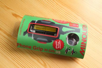 ミノウラ iPhone Grip iH-520-OS