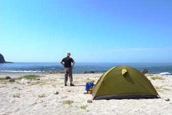 長浜キャンプ場